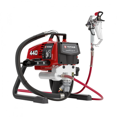 Titan Impact 440 Skid Airless Paint Sprayer 805-000E