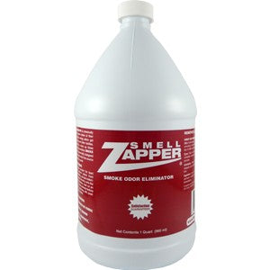 Smell Zapper SZSG4X1 1GL Smoke Odor Eliminator
