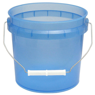 Leaktite 01GL12B 1 Gl Translucent Pail Blue ( 12 PACK)