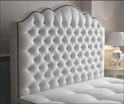 "SnoozeSleep 3ft / Diamond Designer design 60"" Floor Standing Headboard"