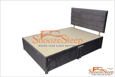 SnoozeSleep Divan Base 3ft Divan Base only