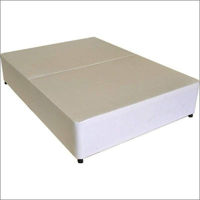 SnoozeSleep Divan Base 3ft Dual Turn Divan Set