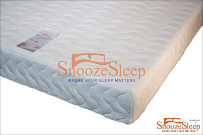 "SnoozeSleep Mattresses 2ft 6"" Night Cloud - Reflex Memory Foam"