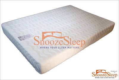 "SnoozeSleep Mattresses 2ft 6"" Night Sky - Reflex Memory Foam"