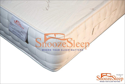 SnoozeSleep Mattresses 3ft Devine MicroPocket Memory 1500 Mattress