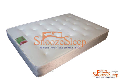 SnoozeSleep Mattresses 3ft Dual Microcoil®Memory  Mattress