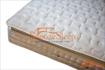 SnoozeSleep Mattresses 3ft Lush Pocket ActiGel® 1500 Mattress