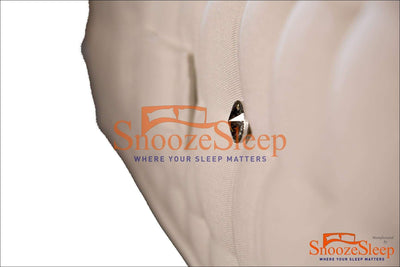 SnoozeSleep Mattresses 3ft Lush Pocket ActiGel® 2000 Mattress