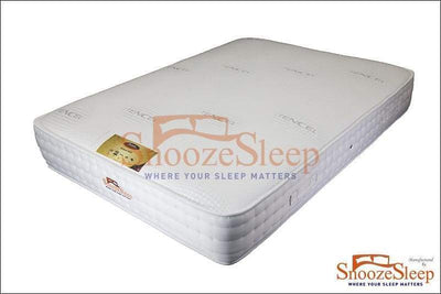 SnoozeSleep Mattresses 3ft S.F.D Micro Pocket Latex 2000 Mattress