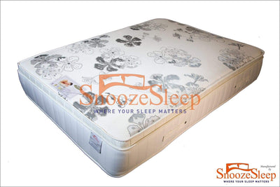SnoozeSleep Mattresses 3ft SUPRENO Memory Pillow Top Mattress