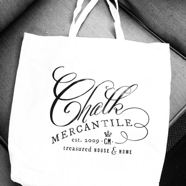 Welcome to the new Chalk Mercantile site!