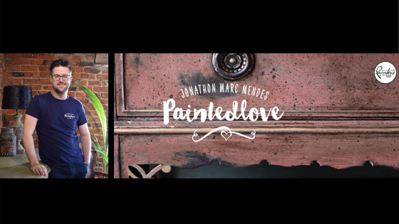 An Interview with furniture artist, Jonathon Marc Mendes of Painted Love