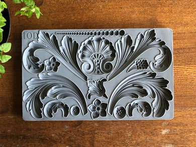 Acanthus Scroll Decor Mould, 6