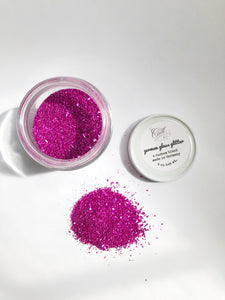 German Glass Glitter, 4 ounces