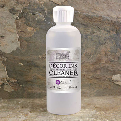 Decor Ink Cleanser