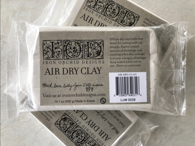IOD Air Dry Clay