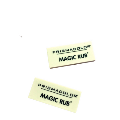 Prismacolor Magic Rub Eraser, set of 3