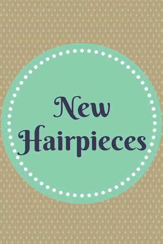 New Hairpieces