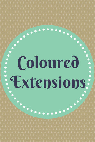 Coloured Extensions