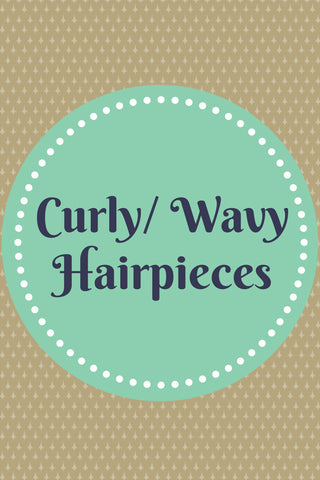 Curly/ Wavy Hairpieces