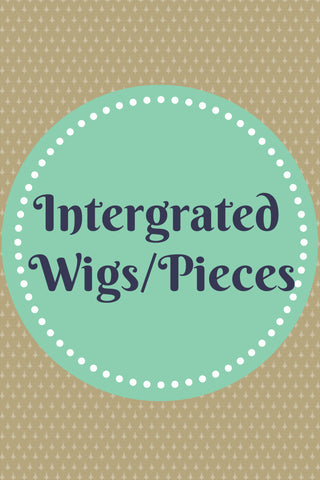 Intergrated Wigs/ Pieces