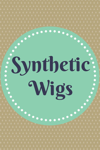 Synthetic Fibre Wigs