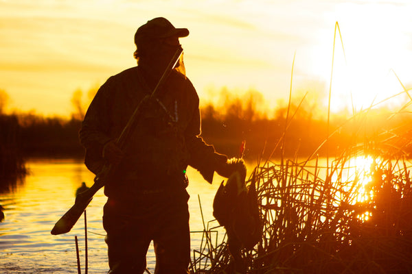 Why Hunting is Healthy for the Soul