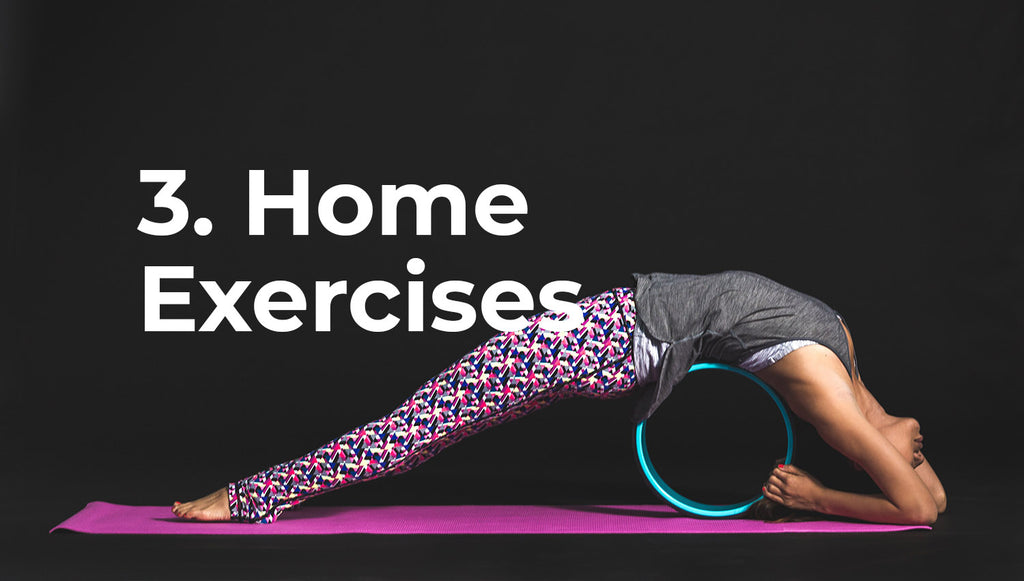 home exercise how to run at home