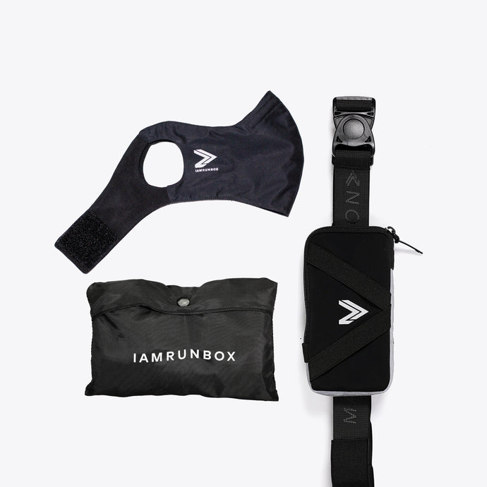The Active Essentials Kit - IAMRUNBOX