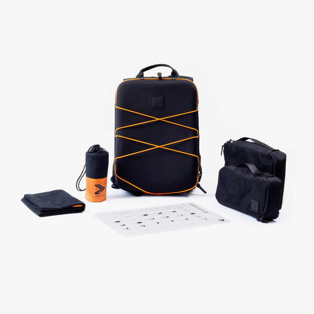 Run Commute Beginners' Kit - IAMRUNBOX
