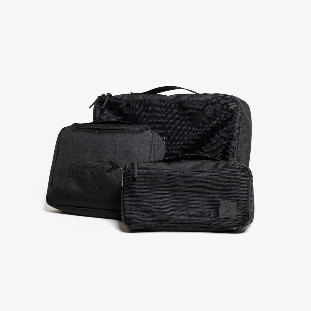 Packing cubes: set of 3 - IAMRUNBOX