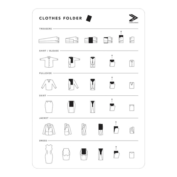 Garment Bag Small - IAMRUNBOX