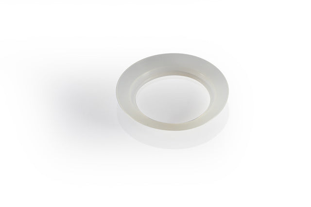 spare silicone ring for litecup valve from above