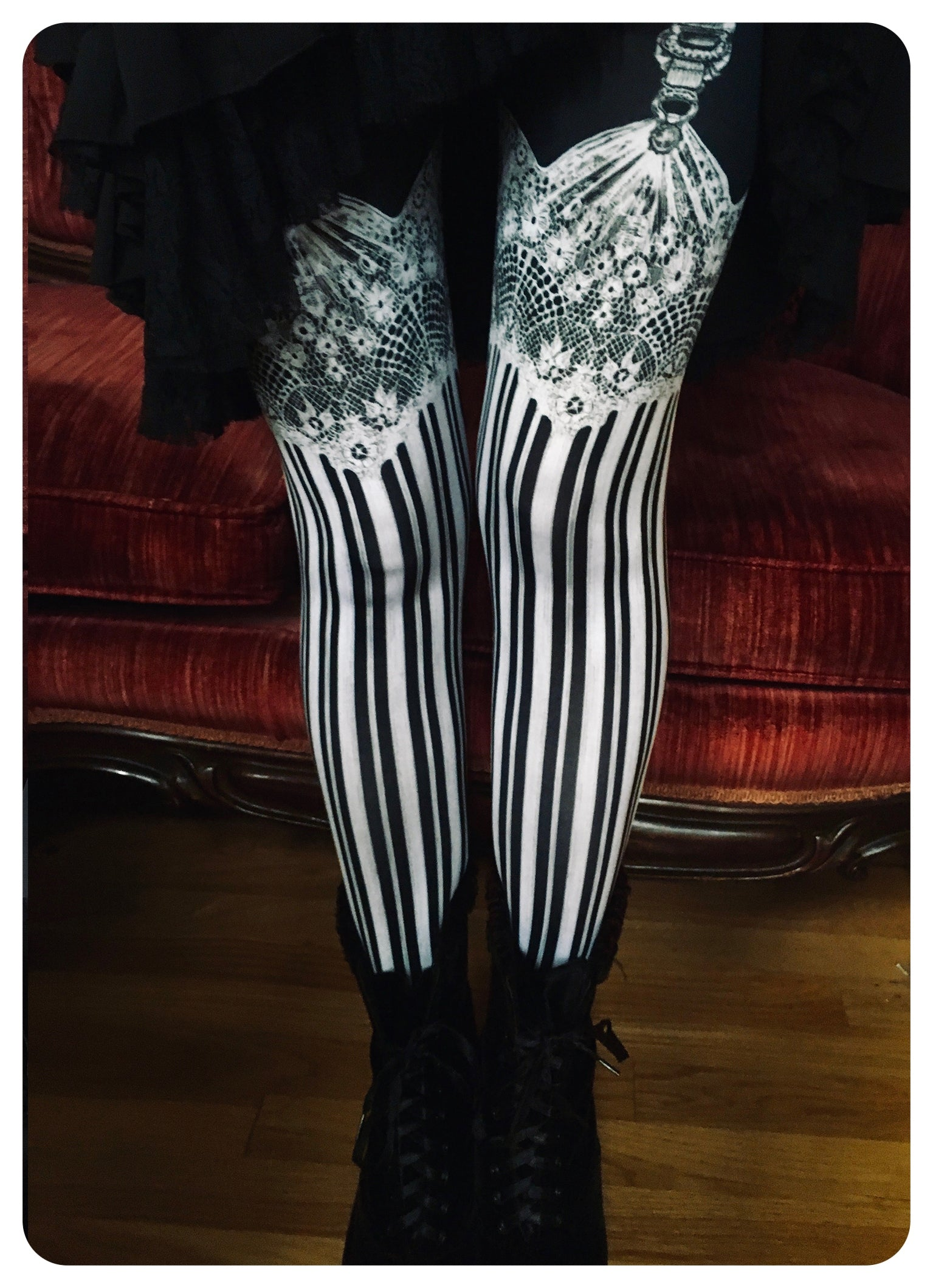 Burlesque Leggings