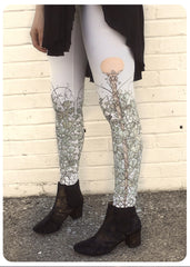 Queen Ivy of the Sun ~ Leggings