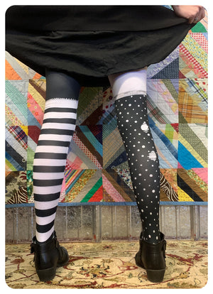 Pirate Pippi Leggings