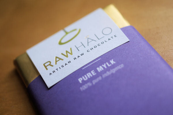 Raw Halo Chocolate