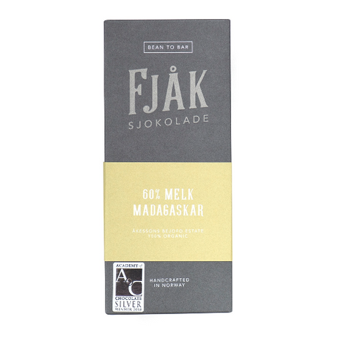 Fjak - Bejofo Estate, Madagascar 60% Dark Milk
