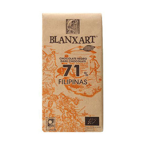 Blanxart Filipino Dark 71%