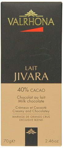 Valrhona Jivara 40% Milk Chocolate