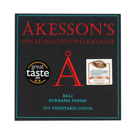 Akessons Bali 75% - Cocoa Runners