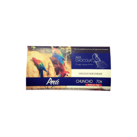 Ara Peru Chuncho Dark Chocolate 70%