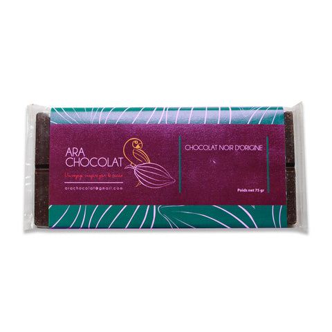 Ara Usulutan El Salvador Dark Chocolate 70%