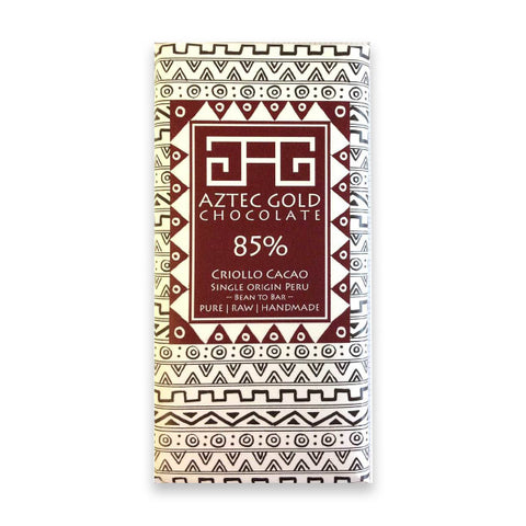 Aztec Gold 85% Criollo Dark Chocolate
