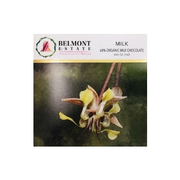 Belmont Estate - Milk Chocolate 60%