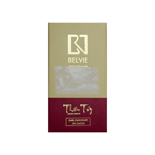 Belvie Thien Tuy 75% Dark Chocolate