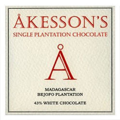 Akesson's Bejofo Plantation White Madagascar 43%