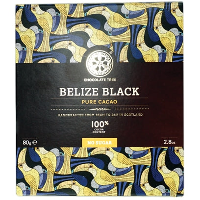 The Chocolate Tree - Belize Black 100%