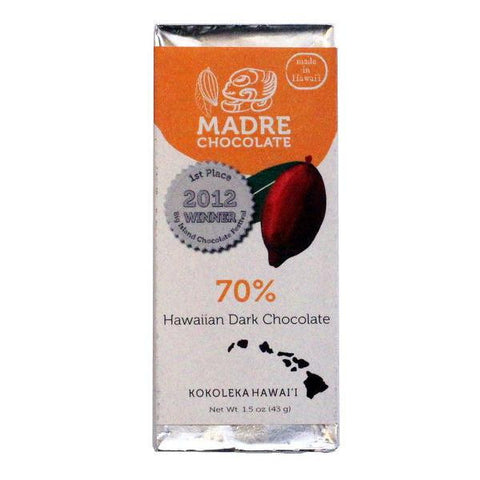 Madre 70% Dark Chocolate
