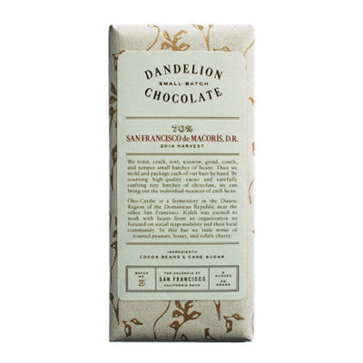 Dandelion - San Francisco De Macoris, Dominican Republic 70%